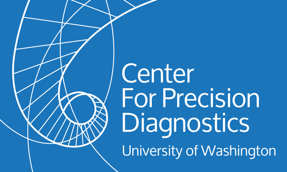 Center for Precision Diagnostics, UW Logo